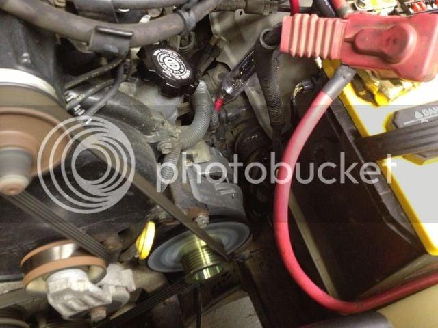 3 4L Alternator and Wiring Upgrade | TTORA Forum