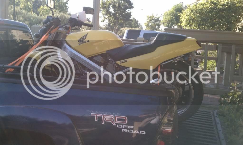 Honda Hawk GT | TTORA Forum