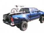 Side View of Tacoma with L2S Sport Racks Carrying Surfboards & Bike.jpg