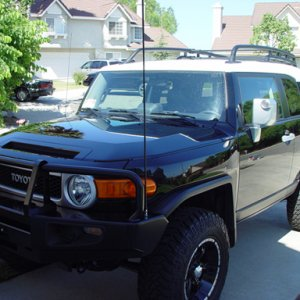 My New FJ